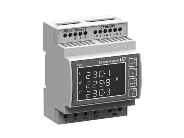 Multifunctional electrical energy counter