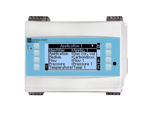 RMC621 (液體.氣體.蒸汽流量及熱能演算器)