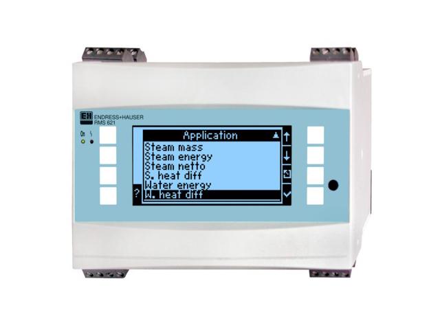 RMS621 (蒸汽/水流量溫壓補正及熱能演算器)
