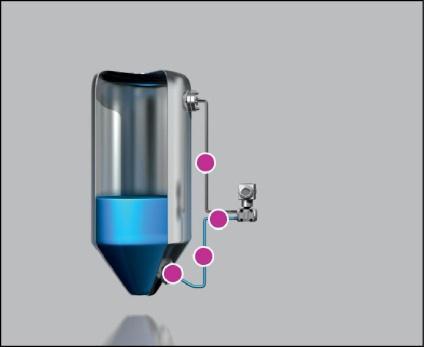 使用導壓配管